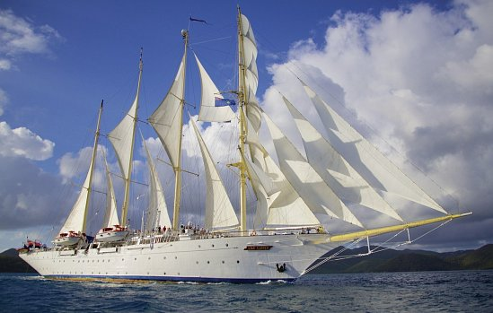 Indonesiens Inselwelt - Star Clipper